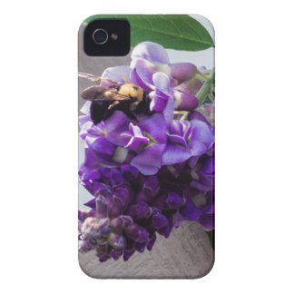Wisteria & Bee Case-Mate iPhone 4 Case