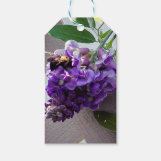Wisteria & Bee Gift Tags