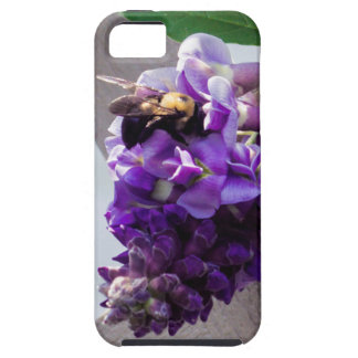 Wisteria & Bee iPhone 5 Cover