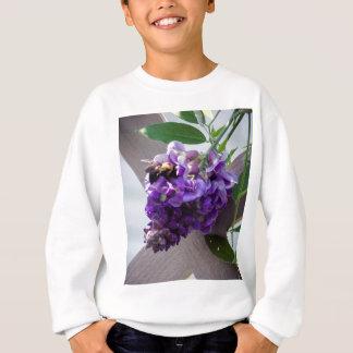 Wisteria & Bee Sweatshirt