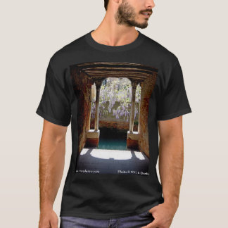 Wisteria in Venice T-Shirt