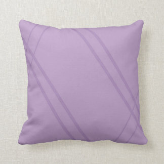 Wisteria/YellowGreen Crissed Crossed Cushion