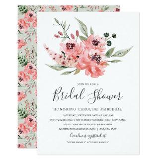 Wistful   Bridal Shower Invitation