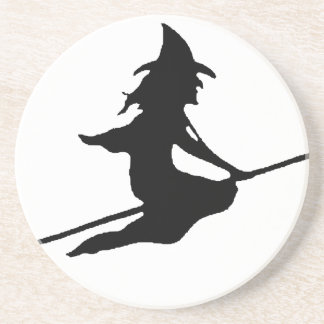 Witch #6 coaster
