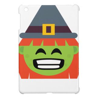 witch All Emoji Halloween iPad Mini Cover