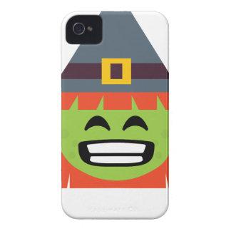 witch All Emoji Halloween iPhone 4 Case