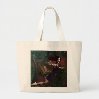 Witch and the Moon Bag