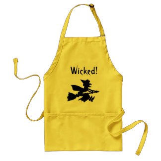 Witch Apron, Wicked! Standard Apron
