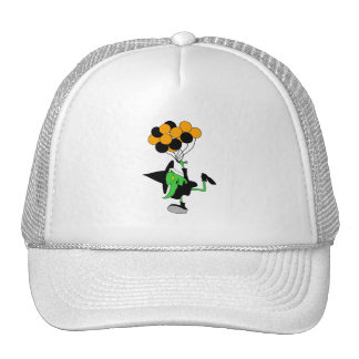 Witch Balloons Trucker Hats