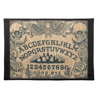 Witch Board by Shayne of the Dead place mat