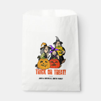 Witch Brew Halloween Trick or Treat Favour Bags