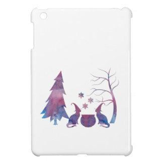 Witch Cats Cover For The iPad Mini