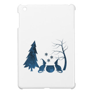 Witch Cats iPad Mini Cover