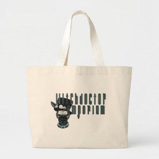 Witch Doctor Emporium Canvas Bag
