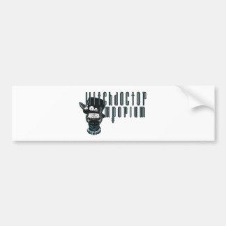Witch Doctor Emporium Bumper Sticker