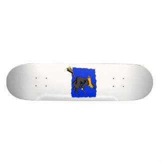 Witch Flyer Skateboard Decks