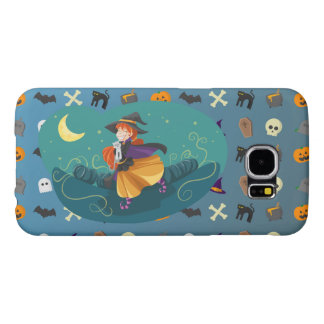 Witch for child samsung galaxy s6 cases