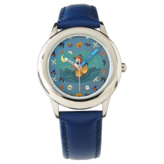 Witch for child watch
