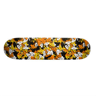 Witch Hat Confetti Skateboard