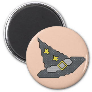 Witch Hat Magnet