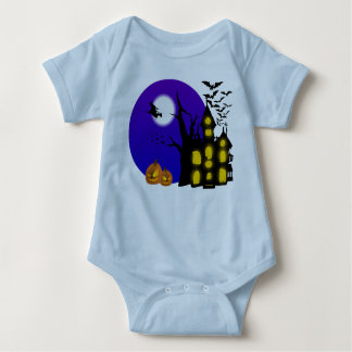 Witch House Baby Jersey Bodysuit