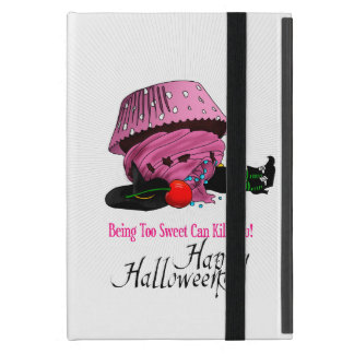 Witch killed by to cupcake covers for iPad mini
