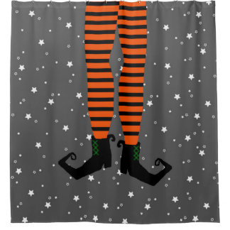 Witch Legs Shower Curtain