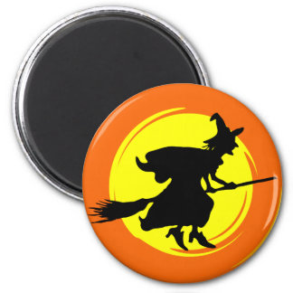 witch refrigerator magnets