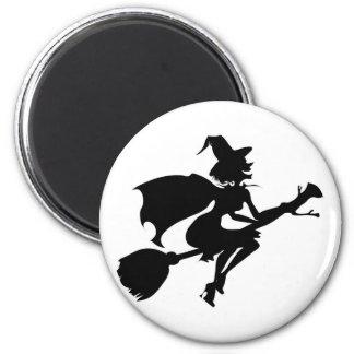 Witch Fridge Magnet