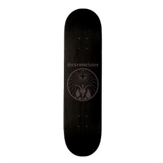 Witch master skateboards
