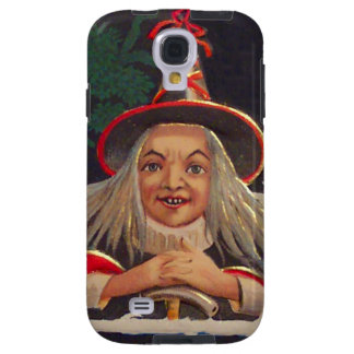 Witch Midnight Galaxy S4 Case