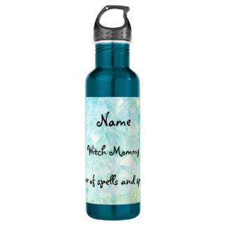 Witch Mommy design water bottle. 710 Ml Water Bottle