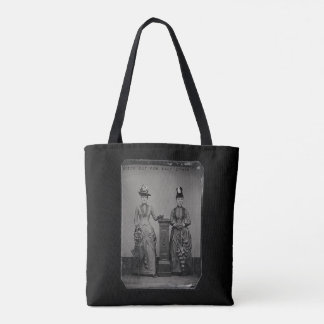 Witch Out For Each Other Tote Bag