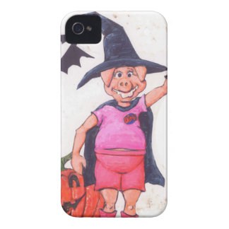 Witch Pig Case-Mate iPhone 4 Cases