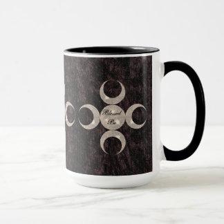 Witch Prim Five Moon Goddess Mug