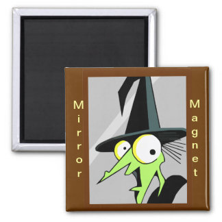 Witch Reflection Magnet