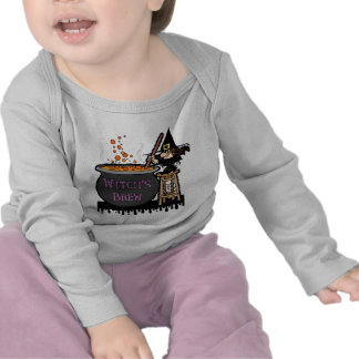 Witch s Brew Infant Shirt Tshirts