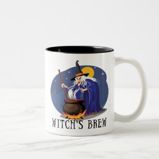 Witch s Brew Two-Tone Mug Coffee Mugs