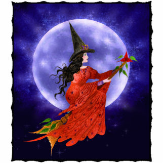 Witch s Moon Photo Sculpture