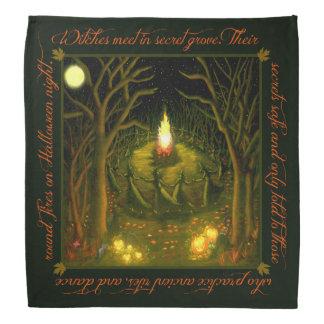 Witch scarf bandanna