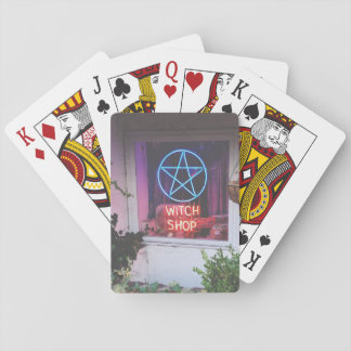 Witch Shop Playing Cards