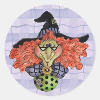 Witch - Stickers