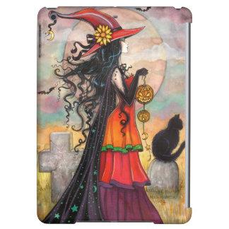 Witch Way Halloween Witch Fantasy Art