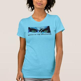 Witch Wildwood Women's Shirt | Rowan | Heartblaze