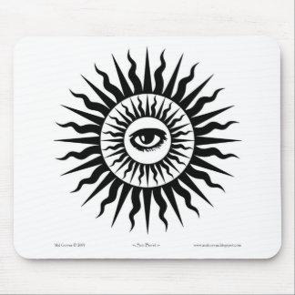 Witchcraft: Sunburst: Eye Mousepads