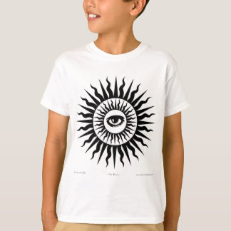 Witchcraft: Sunburst: Eye T-Shirt