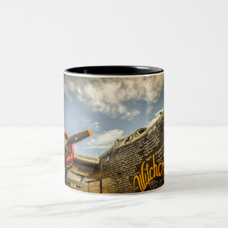 Witchcraft Two-Tone Coffee Mug