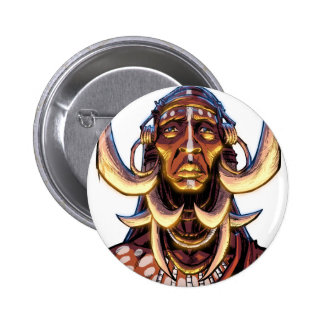 WITCHDOCTOR, meccacon 6 Cm Round Badge