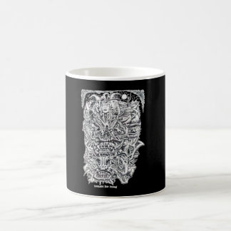 Witches and Devils, by Brian Benson. Magic Mug