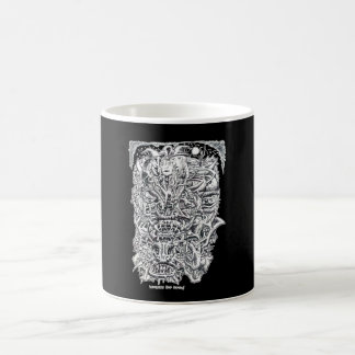 Witches and Devils, by Brian Benson Magic Mug